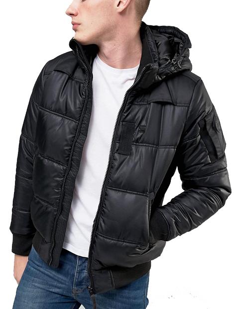 Wholesale Splendid Black Down Jacket Manufacturer