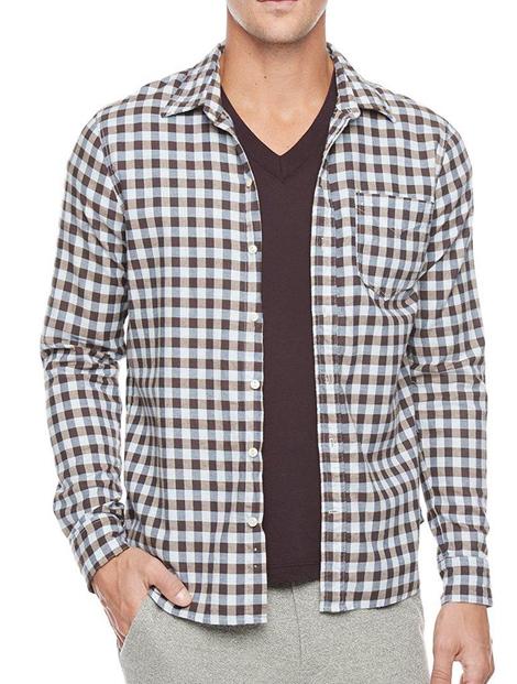 Wholesale Splendid Check Shirt Manufacturer