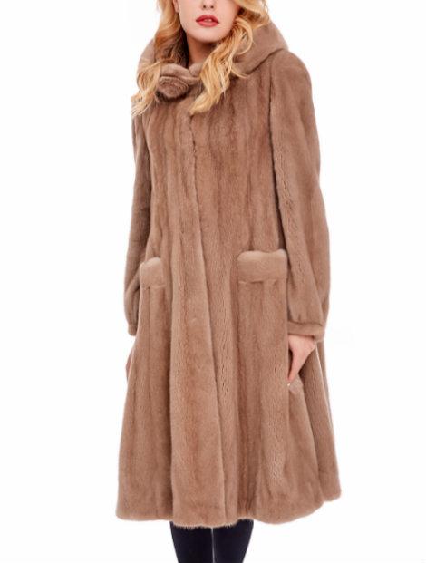 Wholesale Stunning Brown Coat
