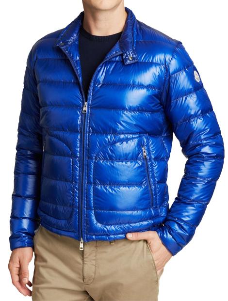Wholesale Stylish Blue Down Jacket Manufacturer