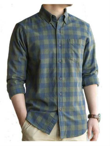 Wholesale Stylish Check Shirt Manufacturer