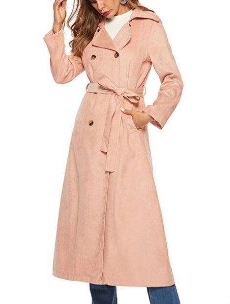 Wholesale Stylish Light Colored Coat