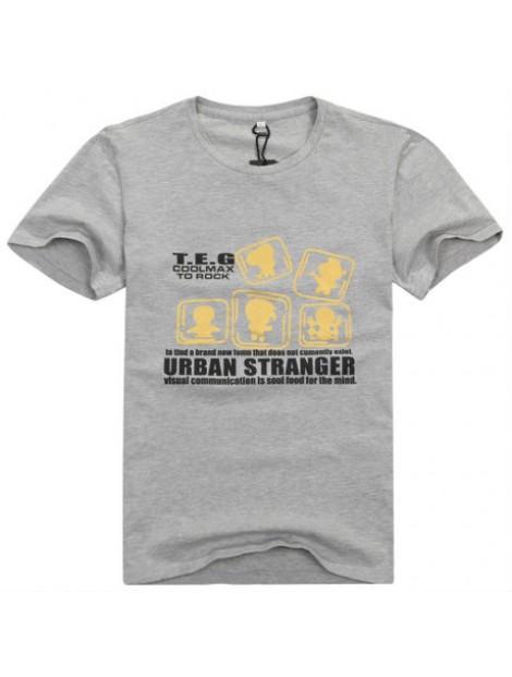 Wholesale Grey T Shirt Manufacturer For Him