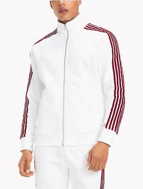 Wholesale Radiant White Polar Fleece Jacket Manufacturer