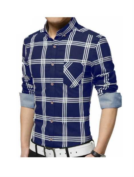 Wholesale Impressive Check Shirts Manufacturer