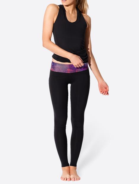 Wholesale Trendy Black Two Piece Body Suit Manufacturer