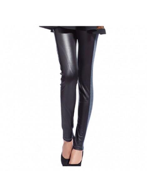 Wholesale Black Leather Leggings Manufacturer