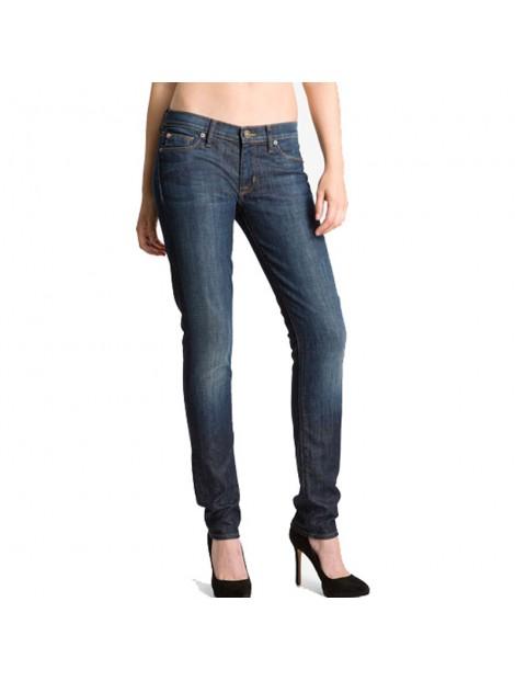 Wholesale Stunning Blue Women's Jeans Manufacturer