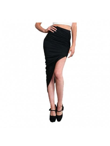 Wholesale Gorgeous Black Skirt Manufacturer