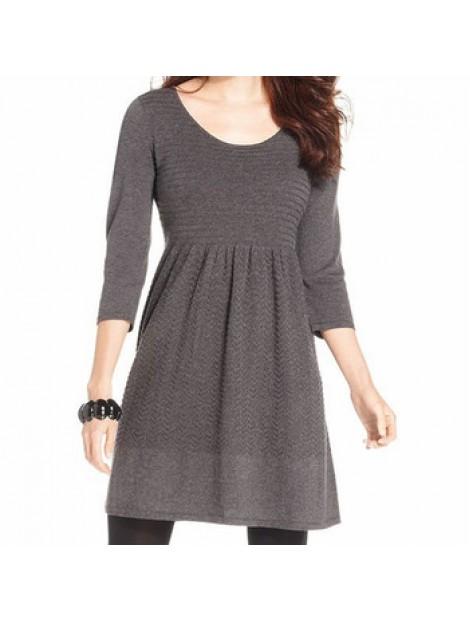 Wholesale Beautiful Gray Women's Sweater Manufacturer