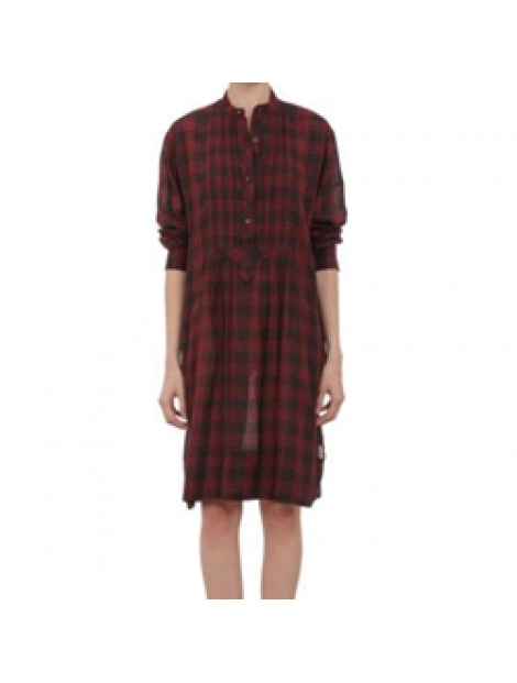 Wholesale Mandarin Neck Flannel Dress Shirt Manufacturer