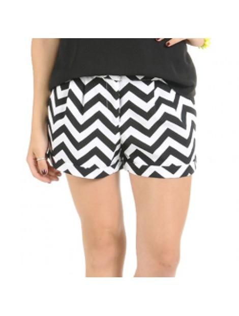 Wholesale Black and White Shorts