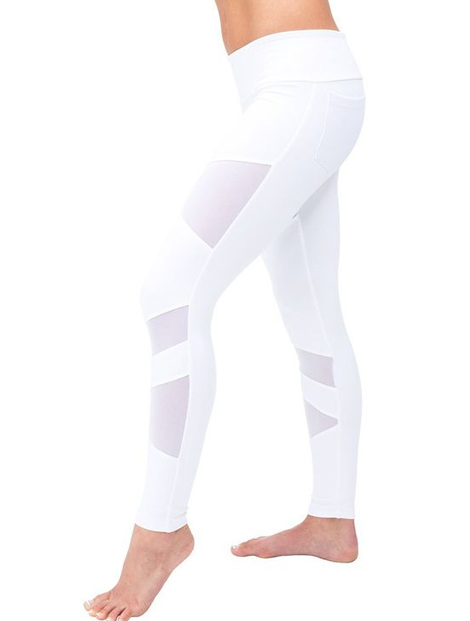 Wholesale White Sporty Pant Manufacturer