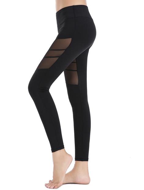 Wholesale Attractive Black Faux Leather Leggings Manufacturer