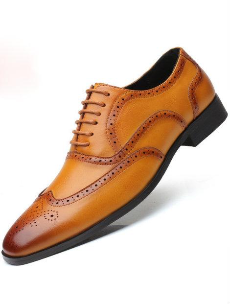 Brogue Shoes Manufacturer