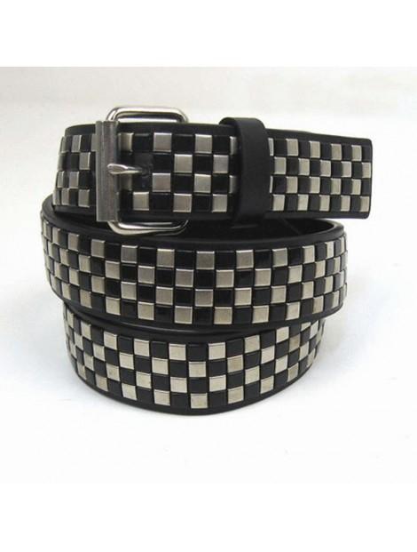 Wholesale Prominent Checks Dark Belt Manufacturer