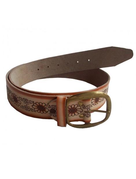 Wholesale Floral Designed Belt Manufacturer