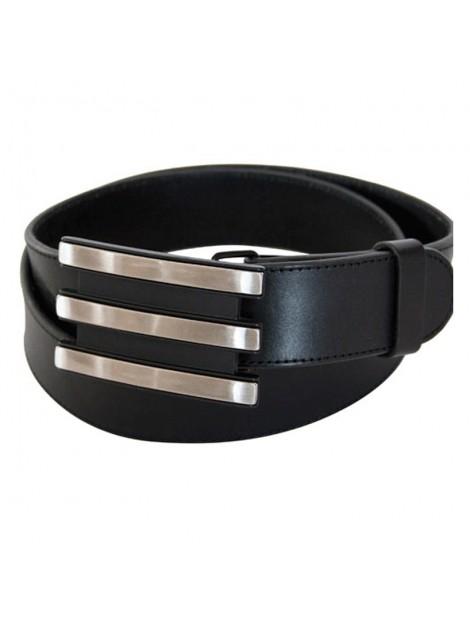 Wholesale Black Belt with Formal Buckle Manufacturer