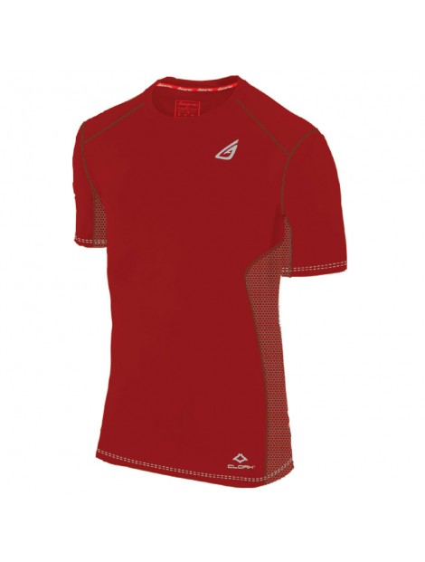 Wholesale Attractive Red Baseball T-Shirt