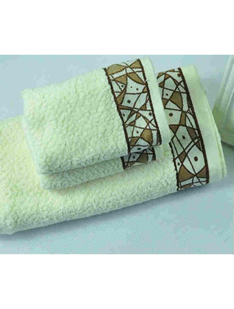 Wholesale Black and Yellow Towel Manufacturer