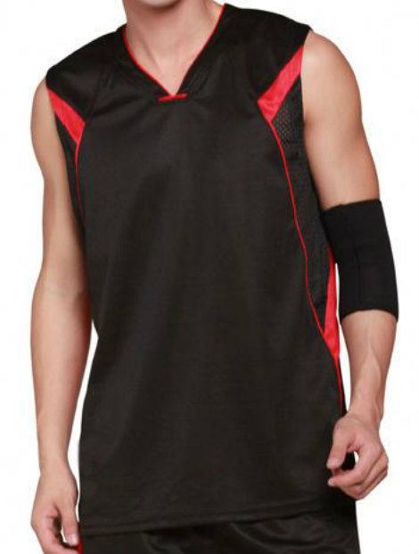 Wholesale Stylish Basketball Black Vest