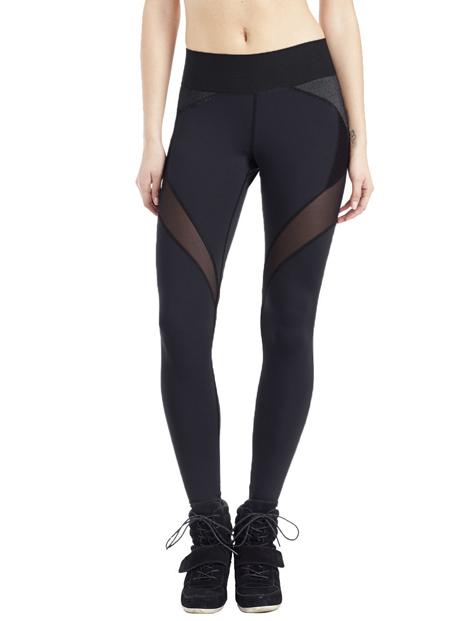 Wholesale Black Designer Leggings Manufacturer