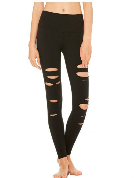 Wholesale Black High Waist Leggings Manufacturer
