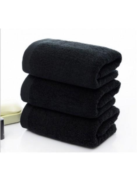 Wholesale Attractive Black Towel Manufacturer