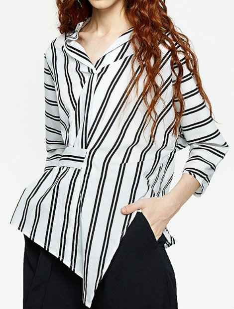 Wholesale Black And White Women's Top Manufacturer