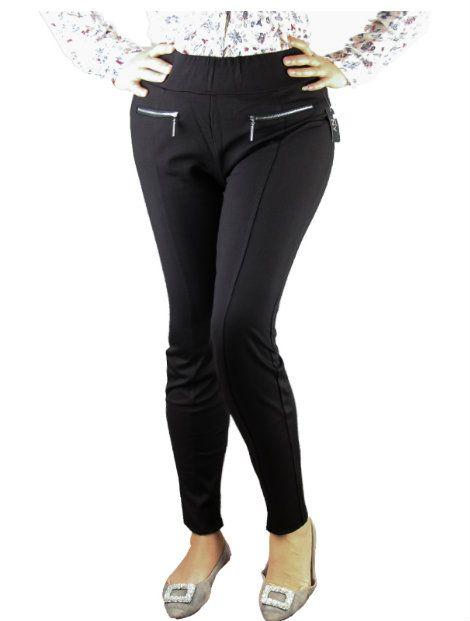 Wholesale Black Zippy Leggings Manufacturer