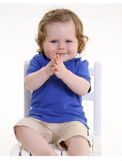 Wholesale Lovely Blue Kid's Top