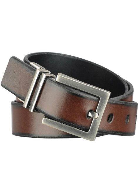 Wholesale Attractive Dark Brown Belt Manufacturer