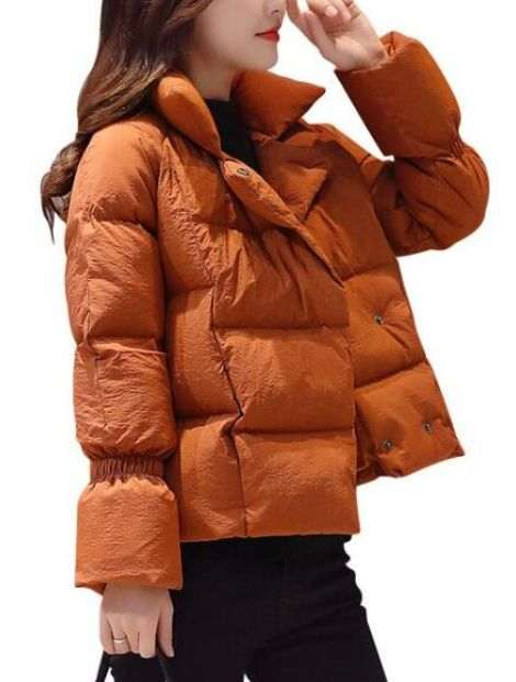 Wholesale Brown Quilted Jacket For Women Manufacturer