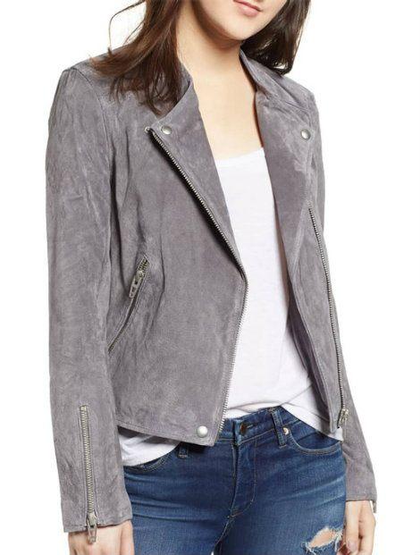 Wholesale Classy Grey Women's Jacket Manufacturer