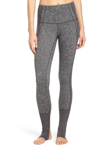 Wholesale Dark Grey Women's Leggings Manufacturer
