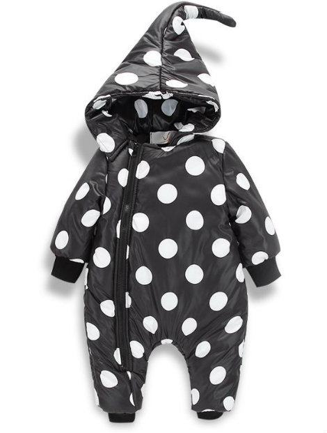 Wholesale Cute Dotted Baby Suit
