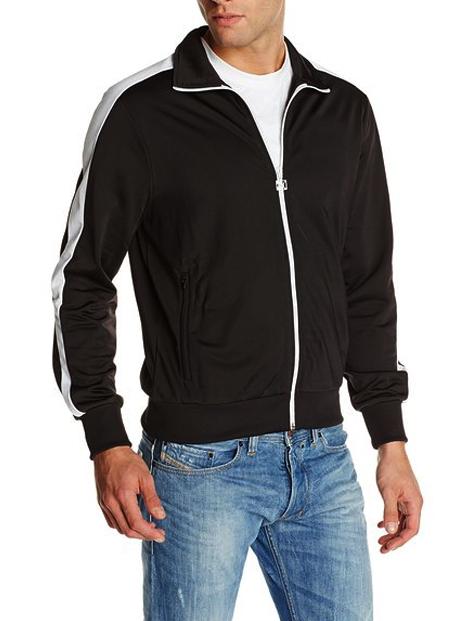 Wholesale Enticing Black Sports Jacket Manufacturer