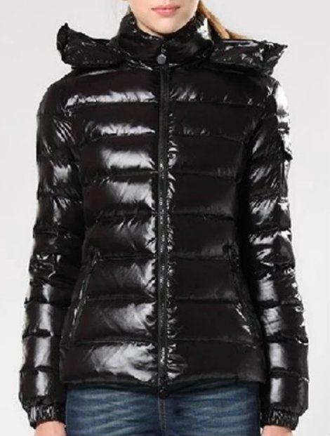 Wholesale Enticing Black Women's Jacket Manufacturer