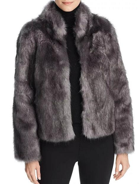 Wholesale Womens Faux Fur Jacket Manufacturer