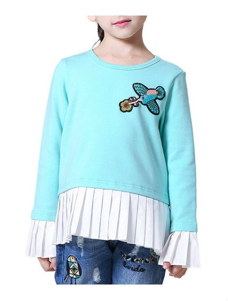 Wholesale Well Designed Girl's Top