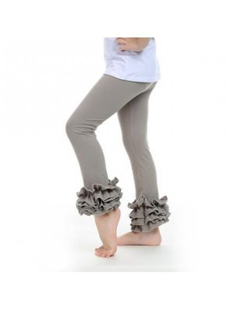 Wholesale Gray Girl's Trousers
