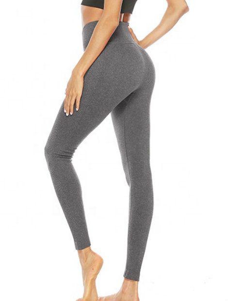 Wholesale Grey Denim Leggings Manufacturer