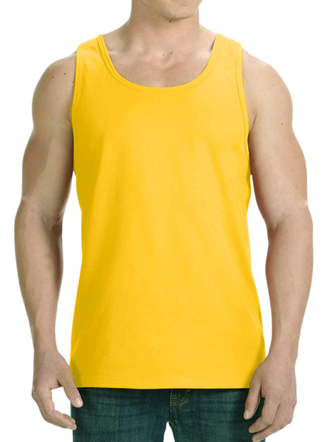 Wholesale Happy Yellow Tank Manufacturer