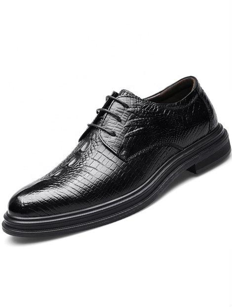 Wholesale Lace Black Shoe Manufacturer