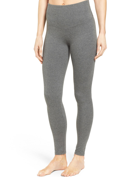 Wholesale Light Grey Soothing Women's Leggings Manufacturer