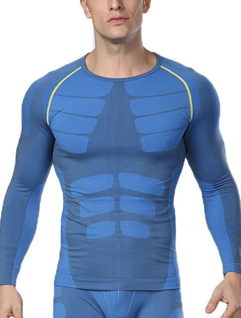 Wholesale Bold Blue Fitness Jersey Manufacturer