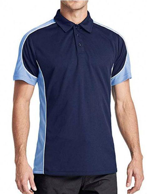 Wholesale Half Sleeve Polo Tee For Men