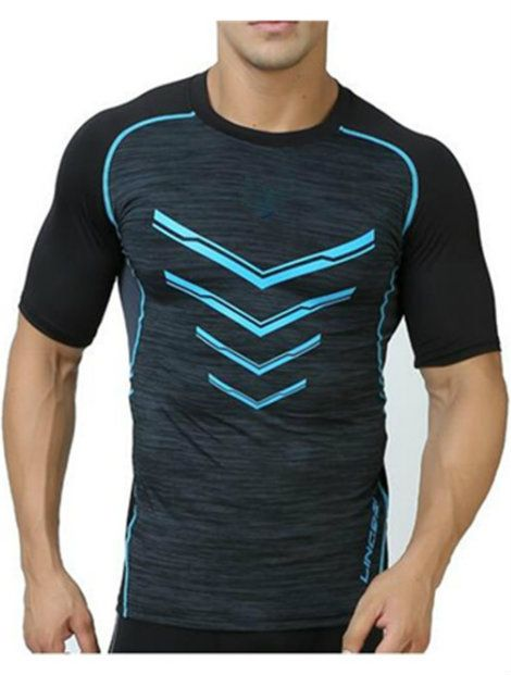 Wholesale Magical Black Printed Workout Jersey Manufacturer
