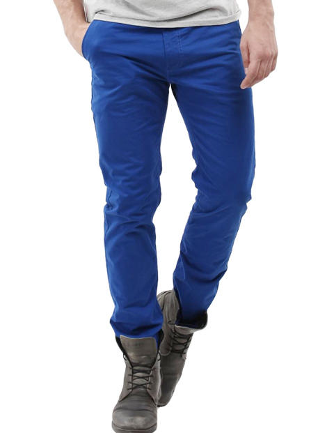 Wholesale Attractive Blue Fitness Pant Manufacturer