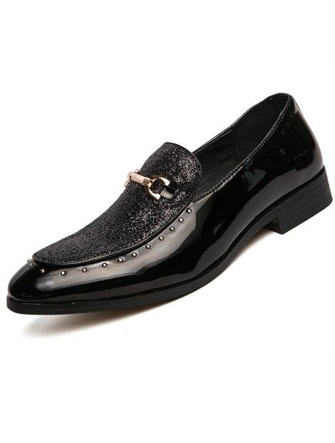 Wholesale Plain Formal Loafers Manufacturer
